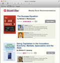 Thumbnail image for BookVibe: A Natural Recommendation System