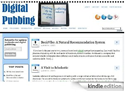 Thumbnail image for Turning Your Blog into an E-Book