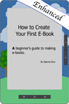 Thumbnail image for How to Create Your First E-Book