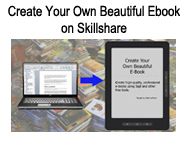 Skillshare ebook course