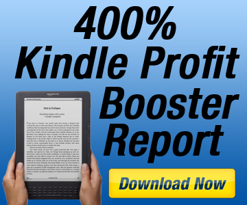 Kindle Profit Booster Report